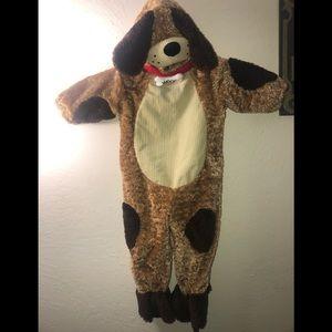 Puppy costume 🐶